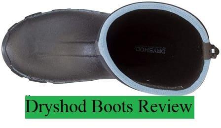 dryshod boots review